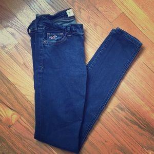Hollister Dark Rinse Jegging/Jeans